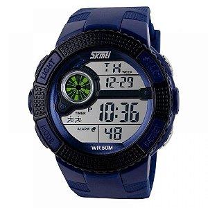 Relógio Masculino Skmei Digital 1027 - Azul