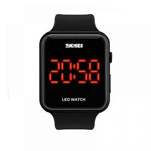 Relógio Masculino Skmei Digital 1176 - Preto