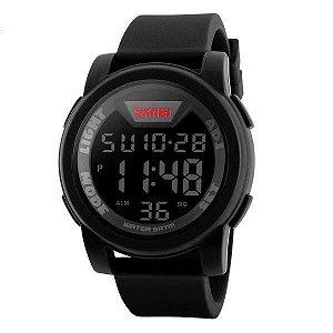 Relógio Masculino Skmei Digital 1218 Preto