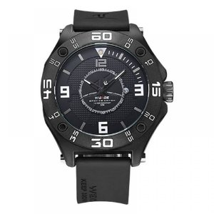 Relógio Masculino Weide Analógico UV-1502 - Preto