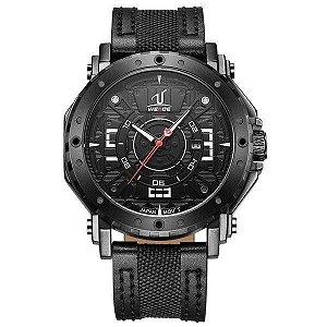 Relógio Masculino Weide Analógico UV-1601 - Preto