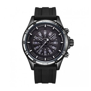 Relógio Masculino Weide Analógico WH7308 - Preto e Branco