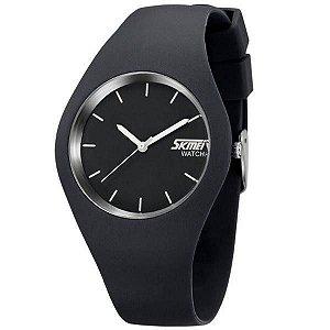 Relógio Feminino Skmei Analógico 9068 - Cinza