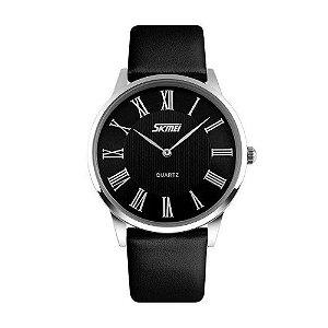 Relógio Feminino Skmei Analógico 9092 - Preto