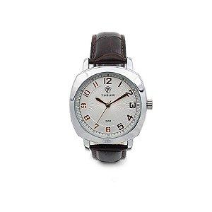 Relógio Feminino Tuguir Analógico 5015 Marrom-