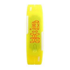 Relógio Feminino Skmei Digital 1099 - Amarelo