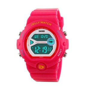 Relógio Feminino Skmei Digital 1153 Pink