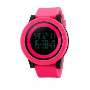Relógio Feminino Skmei Digital 1193 - Rosa e Preto