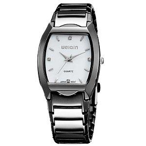 Relógio Masculino Weiqin Analógico W4194G Branco-
