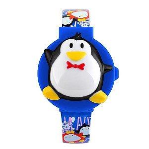 Relógio Infantil Skmei Digital 1151 Azul-