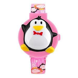 Relógio Infantil Skmei Digital 1151 Rosa-
