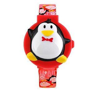 Relógio Infantil Skmei Digital 1151 Vermelho-