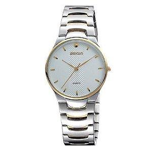 Relógio Unissex Weiqin Analógico Casual W0091G Branco-