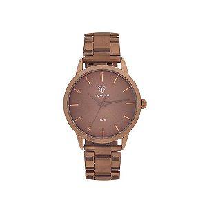 Relógio Feminino Tuguir Analógico TG106 - Cobre