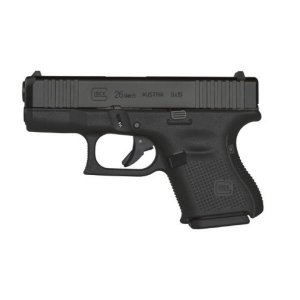 Pistola Glock G26 Calibre 9mm