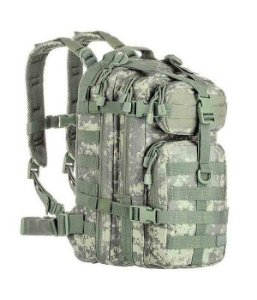 Mochila Assault Camuflada Digital Acu Invictus