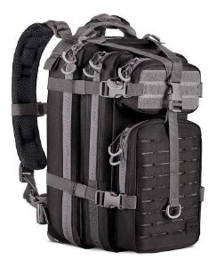 Mochila Assault Laser Cut Prt Cin Invictus