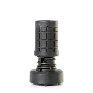 Jetloader Shotgun p/ Revólver .38/.357 - 8 Tiros - Preto