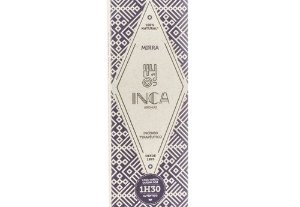 Incenso Mirra - Inca