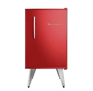 Frigobar Retro 76 litros Vermelho