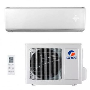 Ar Condicionado Split Hi Wall Gree Eco Garden on/off 12.000 Btus Frio 220v