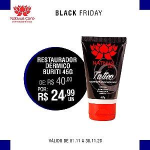 black friday Buriti Pomada Cicatrizante para tatuagem 45g 1 unidade