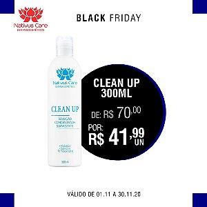 black friday Clean Up Solução Higienizante 1 unidade 300ml