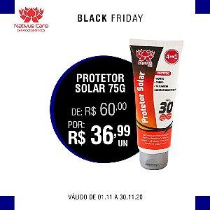 black friday  Protetor Solar toque seco 75g 1 unidade