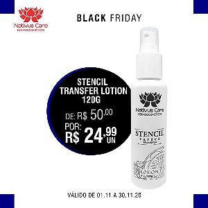 black friday Stencil Transfer Lotion para tatuagem 120g 1 unidade