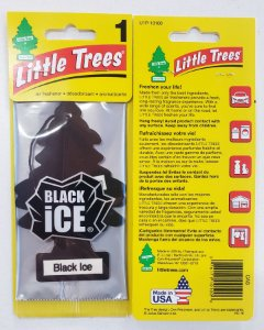 Cheirinho para Carros Little Trees - Black Ice