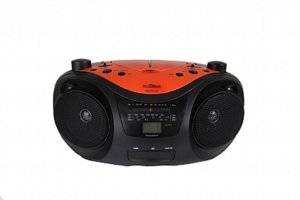 RBM-PFS41AC-Rádio 4 Faixas /CD Player com  entrada  USB e CARTÃO DE MEMÓRIA
