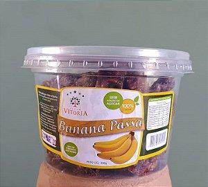 Banana passa - pote de 300g