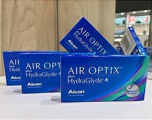 Lente de contato Air Optix Hydra (+0,5 até +8,0)