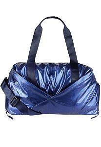 Mala de Mão Bolsa Transversal de Viagem Masculina Feminina Azul B039