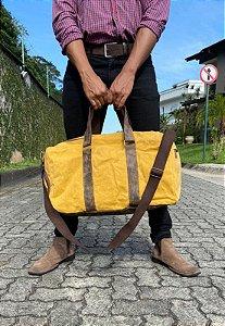 Mala de Viagem Masculina Amarela A014