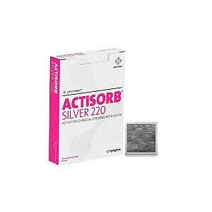 Curativo Actisorb Silver 220 19cm x 10,5cm - Systagenix