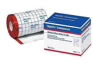 Curativo Filme Transparente Hypafix Rolo 10cm x 10m -  BSN Medical