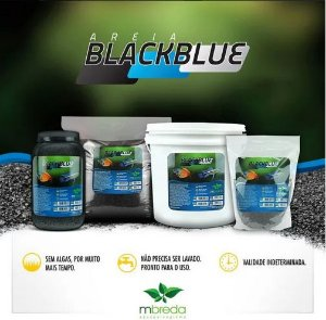Mbreda BlackBlue (Substrato/Areia Especial)