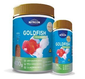 Goldfish Crescimento