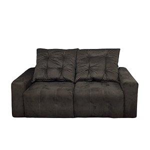 Sofá retrátil e reclinável 1,95 de largura