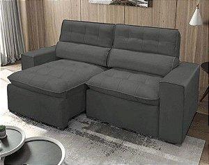 Sofá  Retrátil  e Reclinável2,30m
