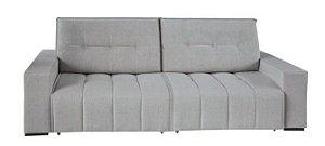 Sofá retrátil e reclinável 2,50 de largura