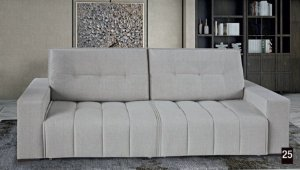 Sofá Retrátil e Reclinável 2.50m