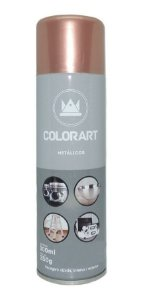 SPRAY OURO ROSE – COLORART 300ML