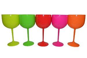 Taça de Gin Neon Leitosa - 550ml