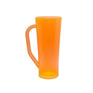 Caneca Long Drink Translúcida - 400 ML