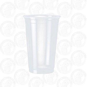 Copo Descartável Plástico Adega - 700 ML Pct C/ 50 UND