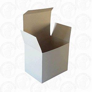 Caixa De Papelão Branca Para Caneca PCT C/ 10 Und - Sublimatica