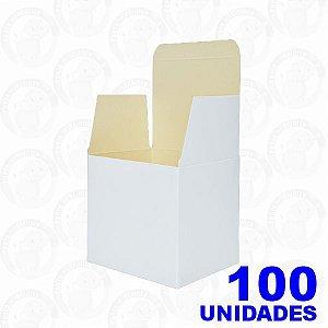 Caixa De Papelão Branca Para Caneca  PCT C/ 100 Und - Sublimatica