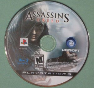 Usado Jogo PS3 Assassins Creed (loose) - Ubisoft